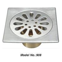 Wholesale high grade polish stainless steel floor drain grate sump floor drain grate cover model no