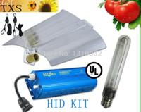 1000w hps - 400w w w Watt HPS Grow Light Wing Kit Standard Dimmable Digital Ballast HPS W grow light kits with wing reflector