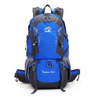 Wholesale High Quality men backpack women unisex sport travel bag hiking backpack mountaineering clamping backpacks outdoor waterproof L