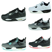 Wholesale Men s Retro Basketball Shoes Cheap Good Quality Men Sports Shoes Discount Sports Shoes Leather Basketball Shoes