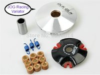 Wholesale TAI WAN QUALITY High Performance DLH Variator Kit with Roller Weights Drive Pulley for JOG cc CC Scooter Moped