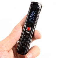 Wholesale Hot Sale high Quality Electronics Rechargeable GB Hr LCD Digital Audio Voice Recorder Dictaphone MP3 Player