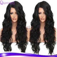 blonde human hair wigs - Brazilian silk top lace wigs density virgin human hair silkt op full lace wigs glueless silk top lace front wig