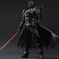 abs hit - Hit Movie Darth Vader Dark Knight Action Figure Play Arts PA Collectible EXquisite PVC Toy Gift cm no box