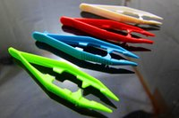 perler beads - Baby Children Tweezers Tools Craft Perler for Beads Clips Toys