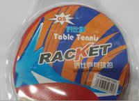 Wholesale Training racket priced authentic qiaoshi table tennis racket Racket pen training is reversed micelles send the pingpong ball scho