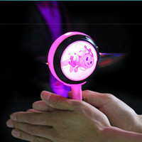 big bell sound - Light Up Shaking Rattle Bell Sound Toy LED Flashing Party Classic Children Toys Children Day Christmas Wedding
