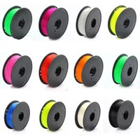 Wholesale 2016 mm kg Modeling Stereoscopic avirulent and harmless PLA Print Filament For D Drawing Printer Pen Many colors can choose E234J