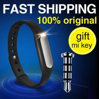 Wholesale IN STOCK Original Xiaomi Mi Band Smart Miband Bracelet For Android IOS MI3 M4 Waterproof Tracker Fitness Wristbands A3