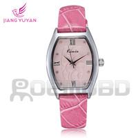 imports - Kimio bracelet Dress watch for women Lady PU band Leather Wrist Imported Japan quartz