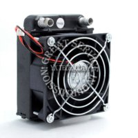 aluminum framing systems - 80mm Radiator computer CPU cooling water cooled radiator fan cooling system devices fan control radiator frame