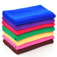 Wholesale New Hot Microfiber Towel Sports Bath Gym Quick Dry Travel Swimming Beach Drying Towel Women