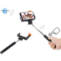 Wholesale Z07 Bluetooth Extendable Handheld Selfie Monopod Pole Stick For Cell Phone Mobile Phone iPhone S Samsung Galaxy HTC