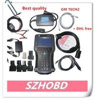 gm tech 2 scanner - Best quality GM TECH2 Full Set Support Software GM OPEL SAAB ISUZU SUZUKI HOLDEN GM Tech Scanner Candi