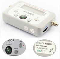 directv - Satellite Signal Finder Meter Satfinder Tool LCD DIRECTV DISH FTA TV Signal Finder Receptor Satellite Digital HD cccam Server