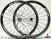 Wholesale FFWD F4R with Novatec A271SB F372SB hubs mm clincher wheels C road bike full carbon bicycle wheels
