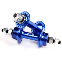 Wholesale H318 Bicycle aluminum alloy hollow out bearing entry level scattered bead flower drum Anyway and hole bearing accessories