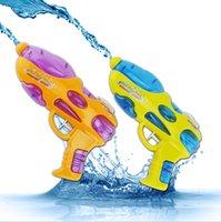 Cheap Water guns Children's Toys Spray Gun Color Mixing Kids Water Gun For Summer Swimming Pool Beach The Long-range Air Pressure Water Gun Paddle