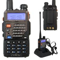 best walkie talkie brand - Brand new Baofeng UV RE Plus U VHF MHz Ham Best Long Range Way Radios Walkie Talkie Two Way Radio Reviews