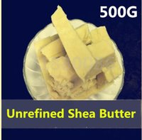 Wholesale Handmade Soap Base Oil Raw Material Natural Unrefined Shea Butter Canned g grease Essential Oil
