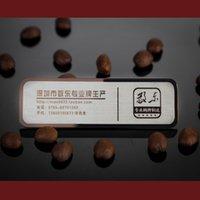 Wholesale 2016 New style High grade badge custom made stainless steel breastplate name card making custom nameplates