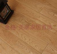 Wholesale Li Mu commonly known as oak X125X18mm log color Oak floor Solid wood flooring