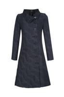 Cheap Women coat Best Lapel Neck Long Sleeve winter women