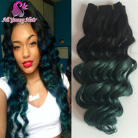Wholesale ombre brazilian virgin human hair weave b dark green brazilian hair bundles peruvian virgin hair extensions one piece