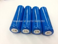 alkaline lantern battery - 8PCS mAh V Li ion Rechargeable Battery for UltraFire LED Flashlight Torch flash light battery powered led lantern