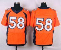 american apparel discount - orange Football Jerseys Super Bowl Brand Elte Football Jerseys Top Quality Discount American Football Apparel New Style