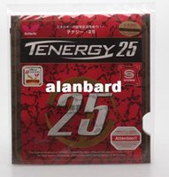Wholesale On Sale Butterfly TENERGY T25 table tennis rubber pingpang rubber