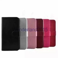 Cheap leather wallet phone case Best for iphone 6 6 Plus