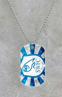 sheffield - Sheffield Wednesday Football Club The Owls Durable custom Pet Dog Tag pendant necklace Chain Metal Tags