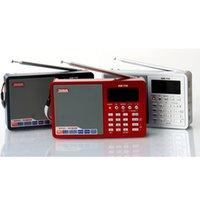 Wholesale Hot Sale TECSUN ICR FM AM TF Card MP3 Player Recorder Radio upgrade version of ICR
