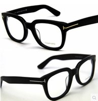 big black delivery - Tom glasses for men and women section plate retro big box frame TF5179 myopia free delivery