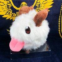 legal highs - 2014 LOL Poro plush toy Poro Doll Legal Edition High quality cm Same Day Shipping