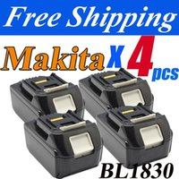 Wholesale pieces New MAKITA V BL1830 BL1830 AH LXT Rechargeable Lithium Ion Battery order lt no track
