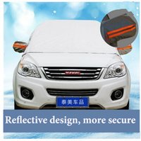 Wholesale Durable Universal Half Indoor Outdoor Waterproof Car Cover Sunshade Heat Protection Dustproof Anti UV Scratch Resistant Car Covers