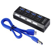 used computer - New Arrivals Computer GBPS Ports Hub USB PC External Extension Adapter USB Cable ABS JD7