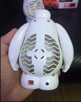 Wholesale HOt hand held air conditioner new edition fan baymax design USB Mini Portable Fan Mute PC USB Cooler mini Desk Fan
