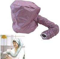 adult attachment style - Portable Hair Drying Cap Creative Hair Styling Hat Soft Hood Bonnet Dryer Attachment