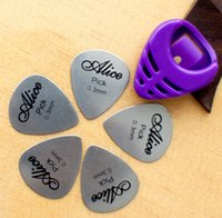 Wholesale stainless steel guitar picks guitar parts mm