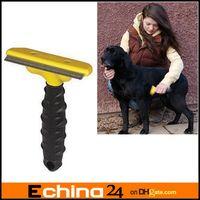 Wholesale Shedding Brush Comb Rake Tool Pet Fur Grooming Dog Cat Long Hair quot quot Size M L