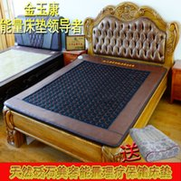 Wholesale Genuine jade jade stone manufacturer of dual temperature control heating physiotherapy mattress sofa beauty care therapy byanshi
