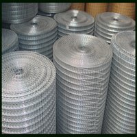 Wholesale Welded Mesh Fence In Electro Galvanized Finish mm Opening Lower Price Hebei Quality Fence Producer BWG14