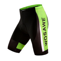 Wholesale Men Women Outdoor Breathable D Silica gel Padded Bicycle Shorts Unisex Quick dry Cycling Pants