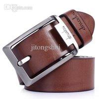Wholesale new luxury brand belts for men leather men belts retro style casual belt for men hommes ceinture
