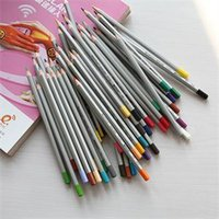 Wholesale New Brand Writing Colors Professional Marco Fine Drawing Pencils Artist Sketching Colored Pencils