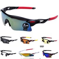 Wholesale New Upgrade Cycling Bicycle Bike Sports Eyewear Fashion Sunglasses Cool Riding Fishing Glasses Colors Colors