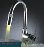 bib faucet - brass bib tap faucet led lighting yellow nice look